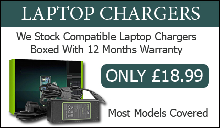 compatible and genuine laptop chargers